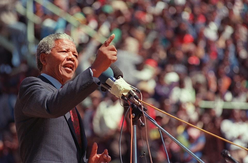 liderazgo comunicación Nelson Mandela