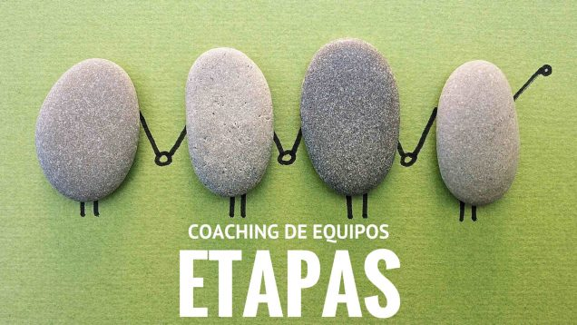 Etapas del coaching de equipos