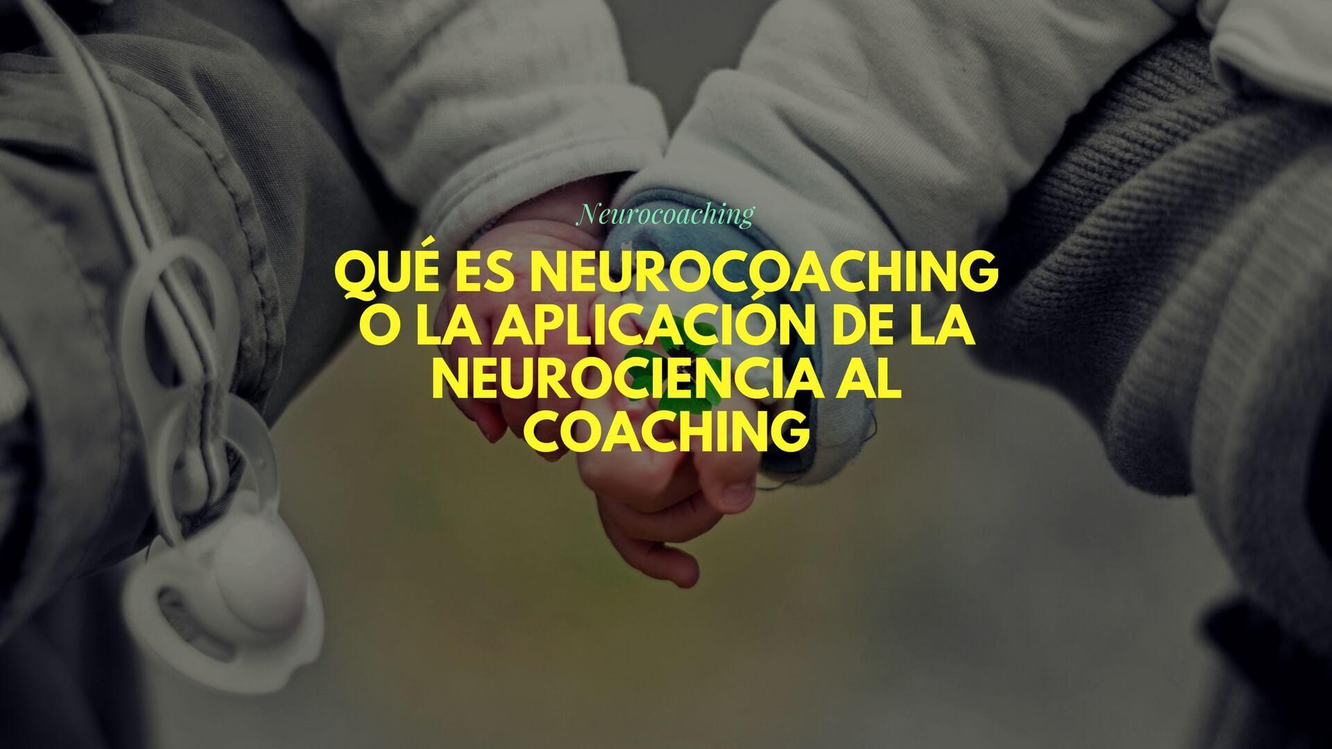 Qué es neurocoaching