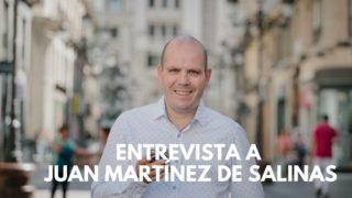 entrevista juan martínez de salinas